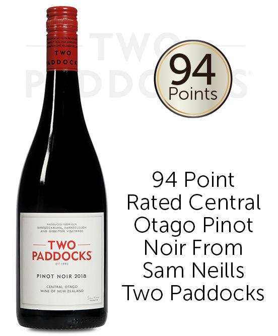 Two Paddocks Central Otago Pinot Noir 2018