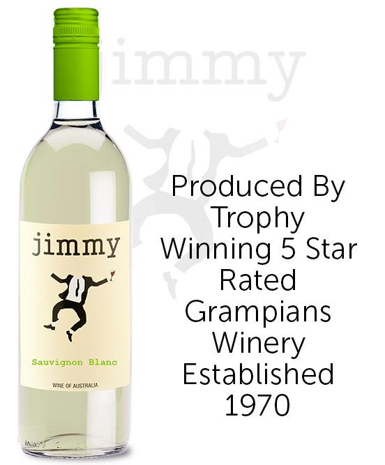 Jimmy Victorian Sauvignon Blanc 2020