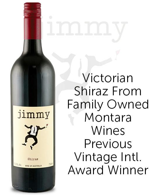 Jimmy Victorian Shiraz 2020