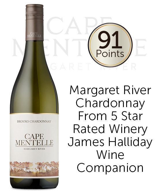 Cape Mentelle Brooks Margaret River Chardonnay 2019
