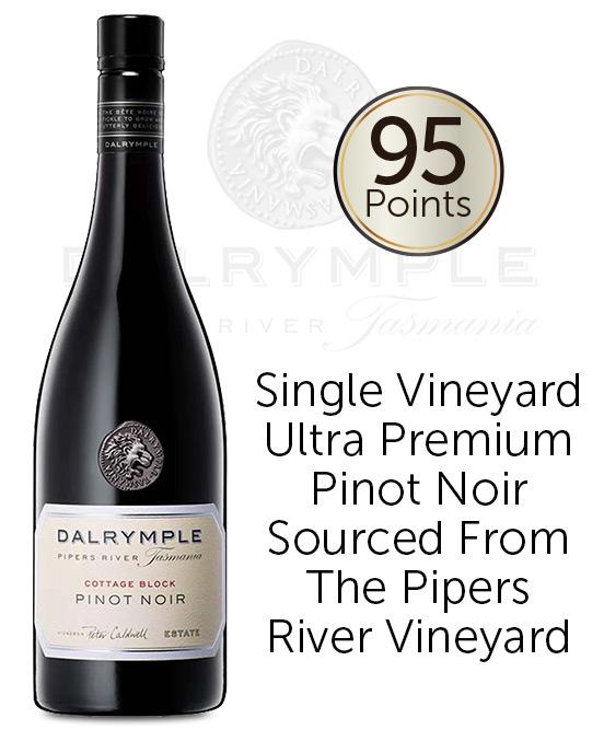 Dalrymple Cottage Block Pinot Noir 2018