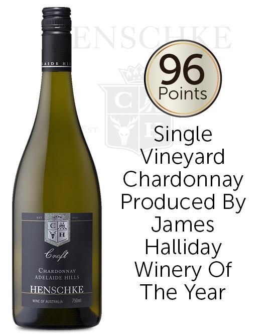 Henschke Croft Adelaide Hills Chardonnay 2017