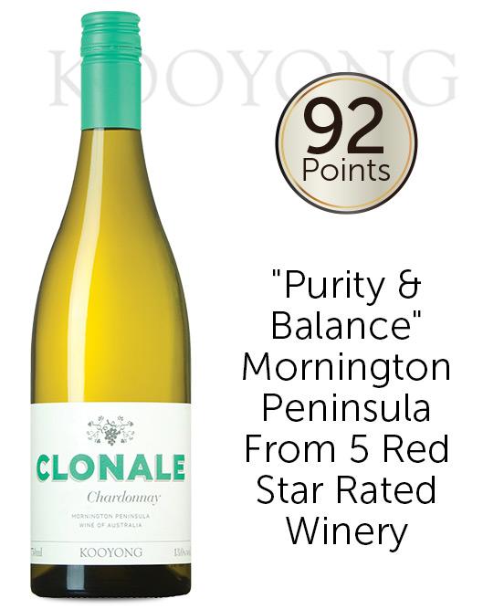 Kooyong Clonale Mornington Peninsula Chardonnay 2019
