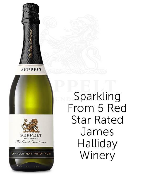 Seppelt The Great Entertainer Chardonnay Pinot Noir Brut Nv