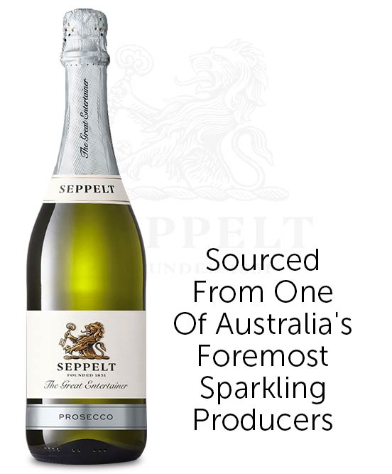 Seppelt The Great Entertainer Prosecco Nv