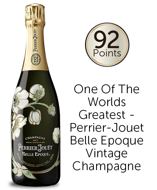 Perrier Jouet Belle Epoque Vintage Champagne 2013