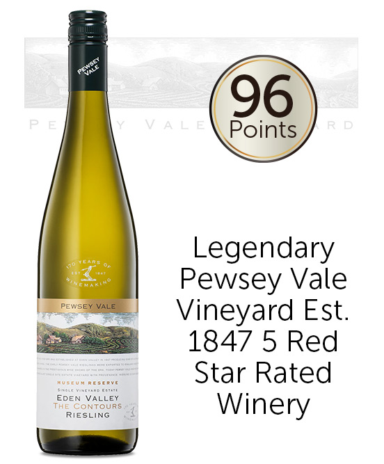 Pewsey Vale The Contours Riesling 2015