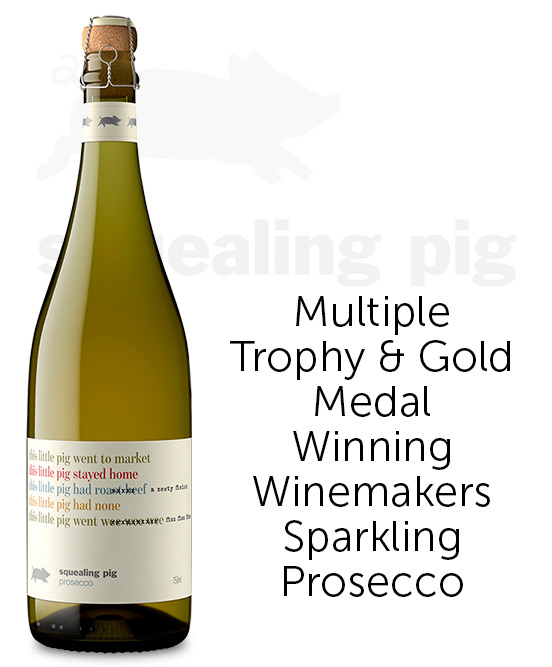 Squealing Pig Prosecco 2019