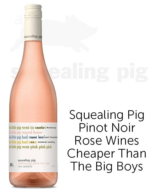 Squealing Pig Marlborough Rose 2019