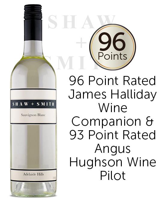 Shaw & Smith Adelaide Hills Sauvignon Blanc 2021