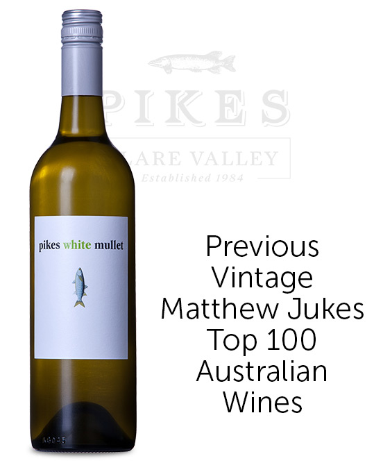 Pikes The White Mullet Clare Valley White Blend 2017