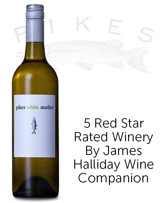 Pikes The White Mullet Clare Valley White Blend 2018