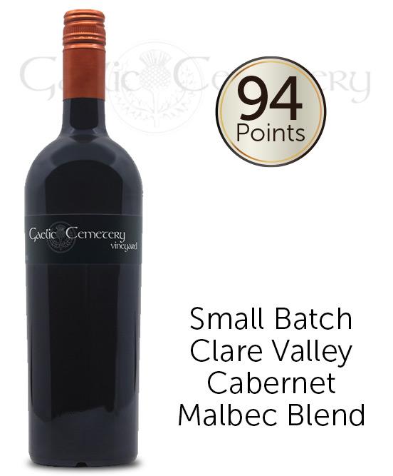 Gaelic Cemetery Vineyard Clare Valley Cabernet Malbec 2015