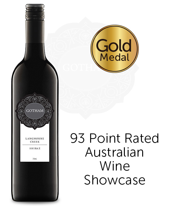 Gotham Langhorne Creek Shiraz 2018