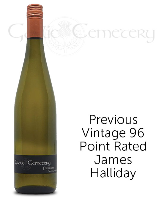 Gaelic Cemetery Clare Valley Premium Riesling 2019