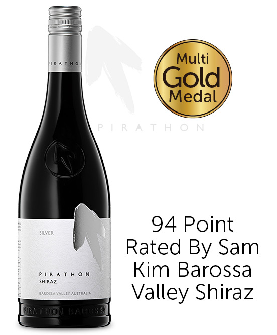 Pirathon Silver Barossa Valley Shiraz 2017