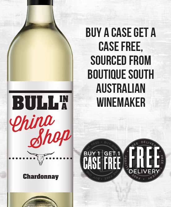 Bull In A China Shop Chardonnay 2016
