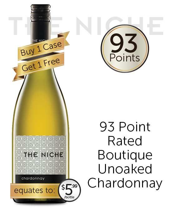 Niche Chardonnay 2018