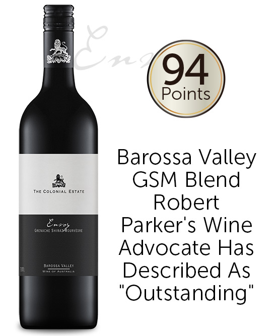 The Colonial Estate Envoy Barossa Valley Grenache Shiraz Mourvedre 2018
