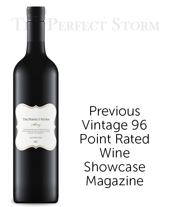 The Perfect Storm McLaren Vale Shiraz 2018