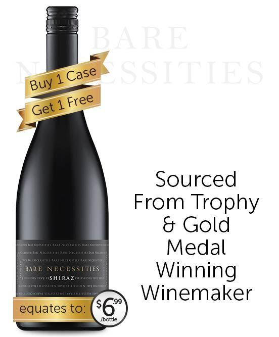 Bare Necessities Shiraz 2019