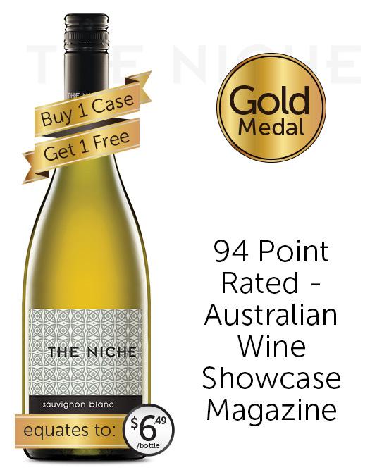 Niche Sauvignon Blanc 2020