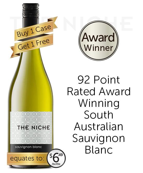 Niche Sauvignon Blanc 2021