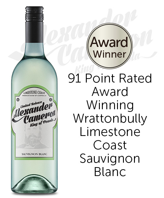 Alexander Cameron Limestone Coast Sauvignon Blanc 2020