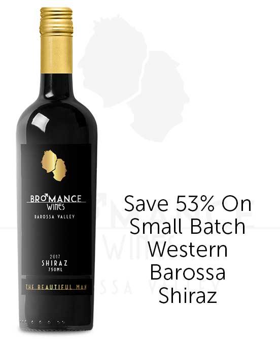 Bromance Wines Barossa Shiraz 2017