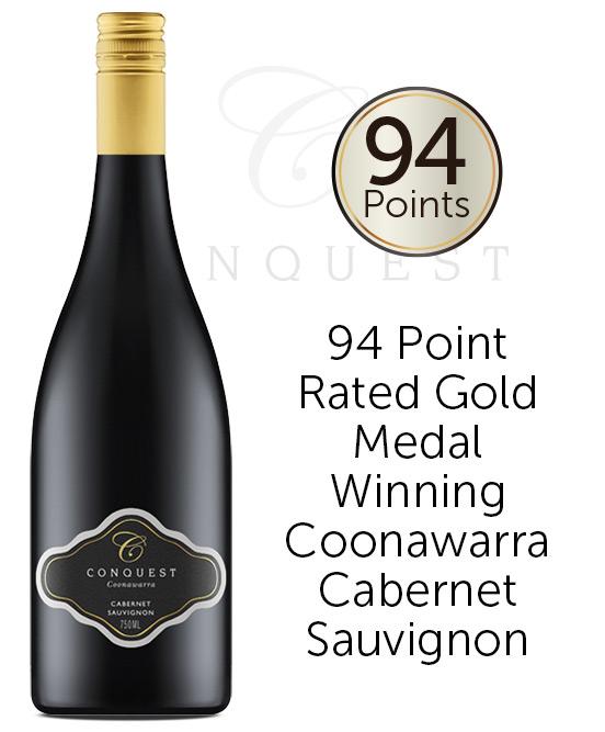 Conquest Coonawarra Cabernet Sauvignon 2017