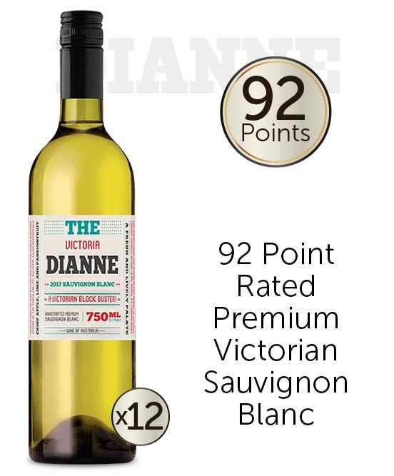 The Dianne Victorian Sauvignon Blanc 2017 Dozen