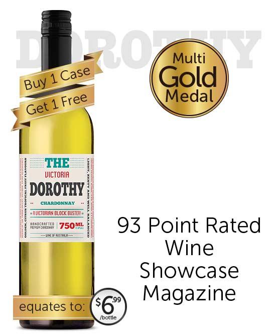 The Dorothy Victorian Chardonnay 2019