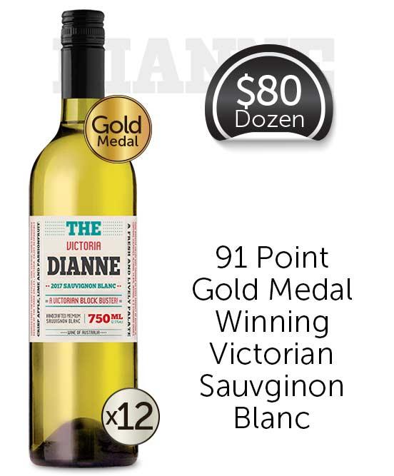 The Dianne Victorian Sauvignon Blanc 2020 Dozen