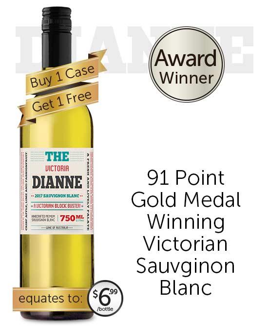The Dianne Victorian Sauvignon Blanc 2020