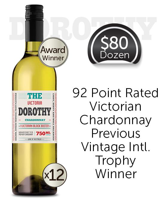 The Dorothy Victorian Chardonnay 2020 Dozen