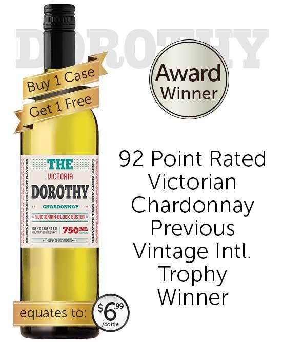 The Dorothy Victorian Chardonnay 2020