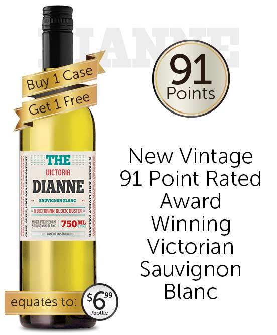 The Dianne Victorian Sauvignon Blanc 2021