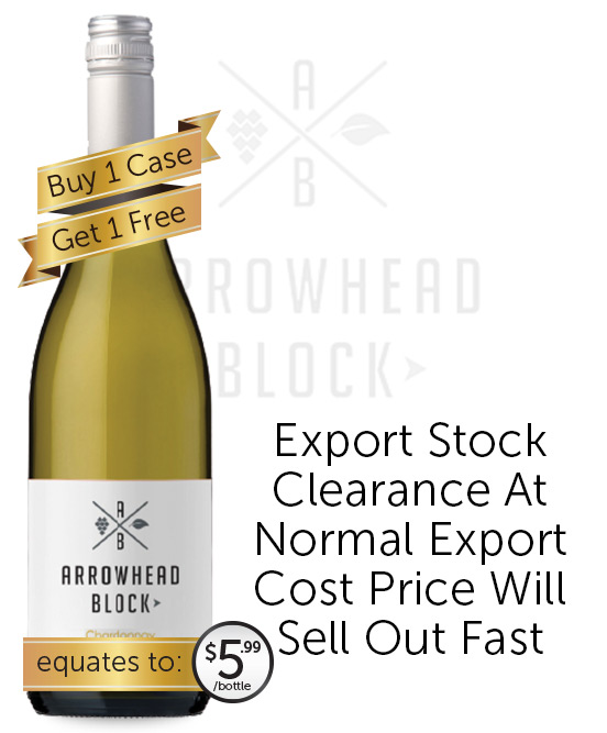 Arrowhead Block Chardonnay 2019