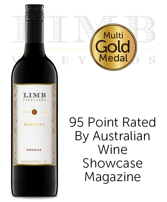 Limb Single Vineyard Barossa Valley Shiraz 2018