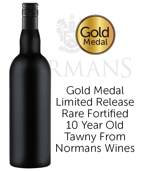 Normans 10 Year Old Fortified Cleanskin