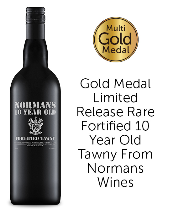 Normans 10 Year Old Fortified