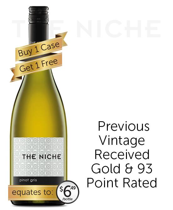 Niche Pinot Gris 2019