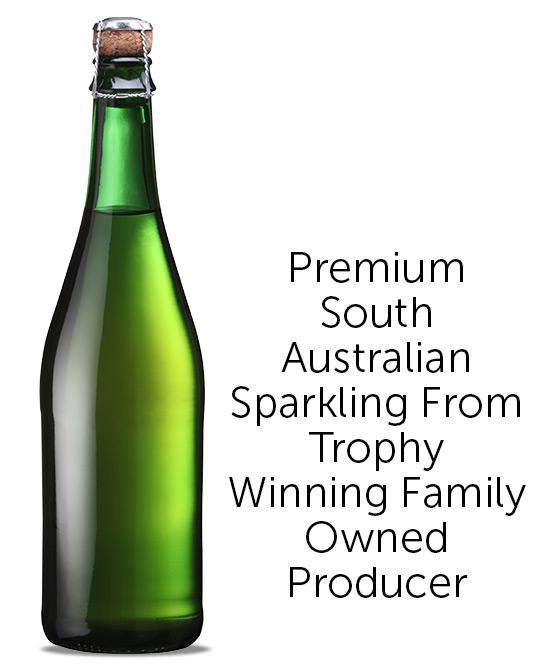 South Australian Sparkling Brut Nv Cleanskin