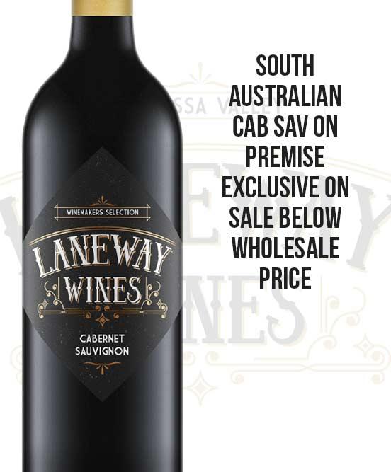 Laneway Wines Cabernet Sauvignon