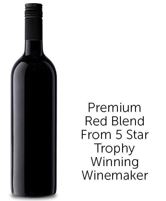 Premium South Australian Red Blend Nv Cleanskin