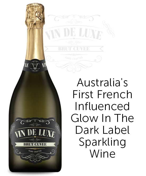 Vin De Luxe Sparkling Brut Cuvee Nv