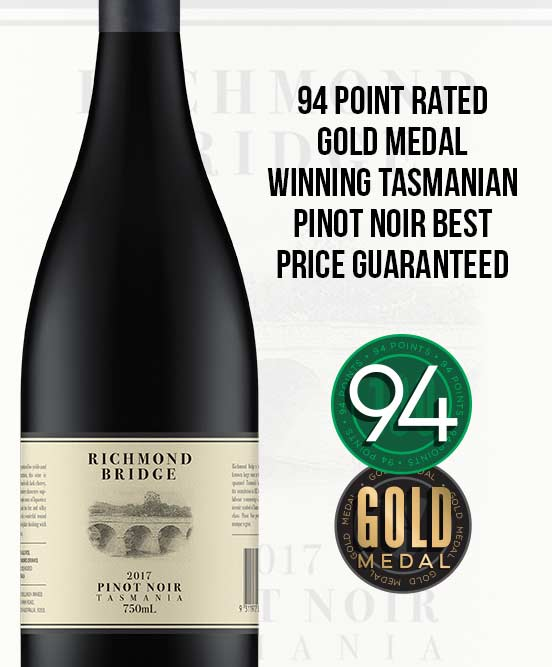 Richmond Bridge Tasmanian Pinot Noir 2017