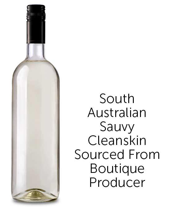 South Australia Sauvignon Blanc Cleanskin