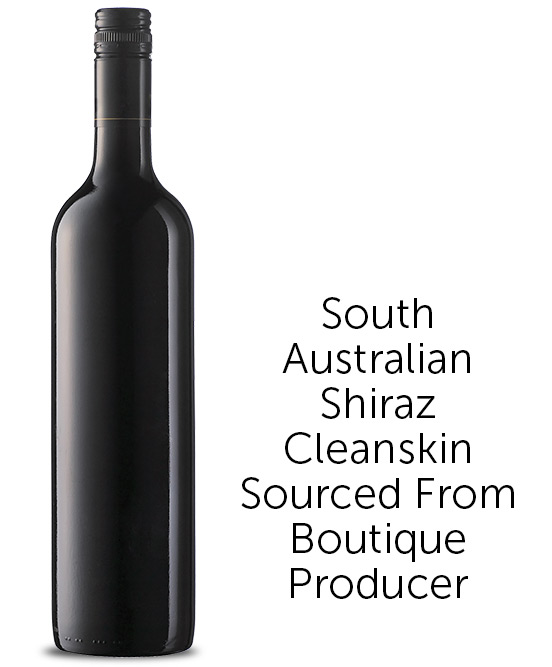 South Australia Shiraz Cleanskin