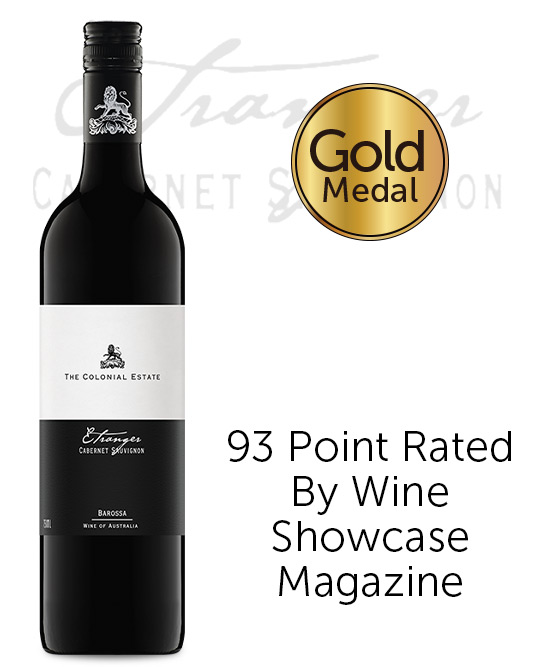 The Colonial Estate Etranger Barossa Valley Cabernet Sauvignon 2018